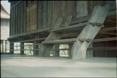 img667 (Hell62_Trbs) Tags: heritage film beach asia resort malaysia canonae1 woodenhouse achitecture terengganu fretwork traditionalhouse heritagevillage setiu analoque penarik kodakcolourplus200 50mmf18fd terrapuri pinganchorage melayuhouse kampungmangkuk hell62 hell62trbs mfazarai pushprocessto400