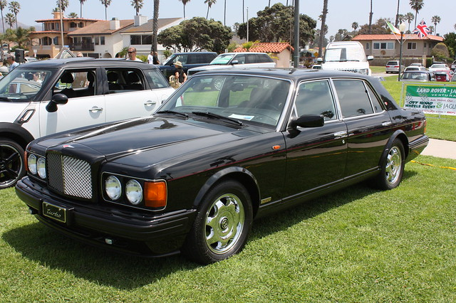1996 turbo bentley rl