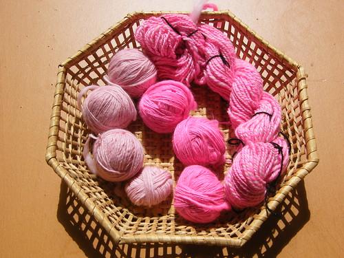 Basket O' Spinning