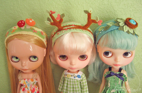 woodland headbands!