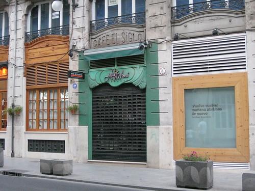 Café El Siglo by manuelsoler