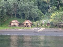 North Ambrym village