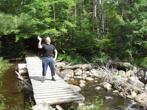 Adam in the ADK