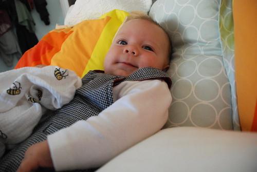 Griffin, 4 months