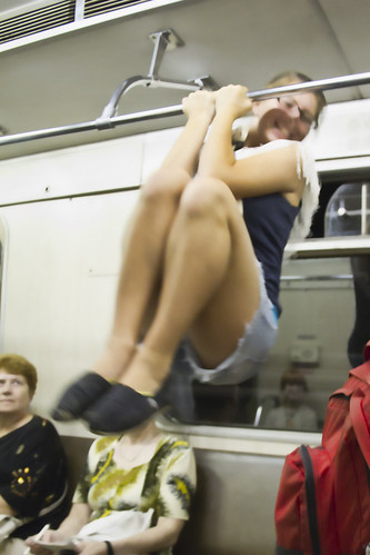 Moscow metro Abby