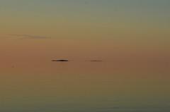 Sur le Saint-Laurent,  mare basse, au couchant (Fransois) Tags: river dawn poem haiku estuary qubec lowtide stlaurent crpuscule stlawrenceriver marebasse fleuvestlaurent pome estuaire feuve