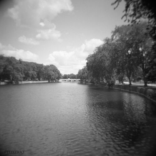 Speed River by felixtrio