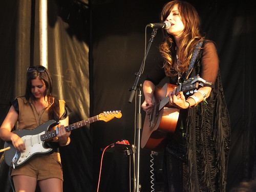 Nicole Atkins & The Black Sea at Ottawa Bluesfest 2011