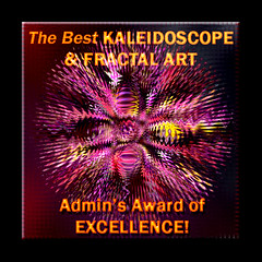 The Best<br>KALEIDOSCOPE &amp; FRACTAL Art
