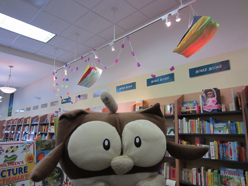 Owly Visited Books Inc.