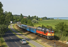 M62 307 (szakipeti) Tags: trains 1000000trainsineurope