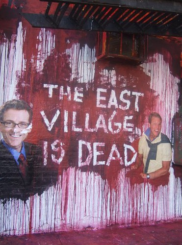 Mars Bar Mural - Oct. 21, 2009