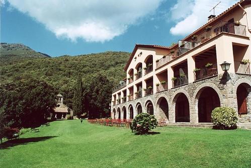 Hotel con encanto en la Sierra de Montseny