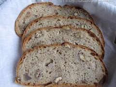 Sourdough Rye without Raisins but Walnuts (2)
