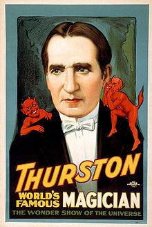 Thurston poster