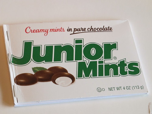 My favorite - the Junior Mints book