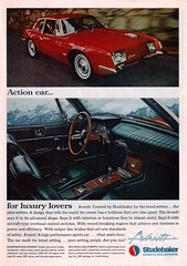 1964 Studebaker Avanti (coconv) Tags: pictures auto old classic cars car vintage magazine advertising cards photo flyer automobile panel post image photos antique album interior postcard ad picture images 64 advertisement vehicles photographs dash card photograph postcards instrument vehicle studebaker dashboard autos collectible collectors brochure automobiles 1964 dealer prestige avanti