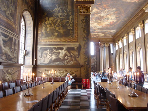 Painted Hall, Greenwich-28 by Julie70