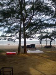 manggar beach, balikpapan (Ramadani07) Tags: beach pantai balikpapan manggar