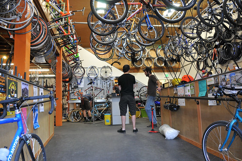 Growing Demand Sales Push Bike Shop Expansions