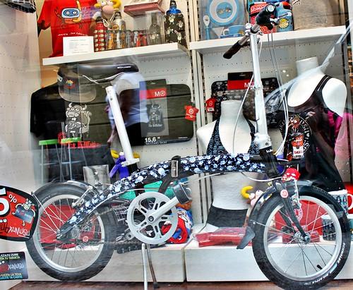 Bicis en Donostia - Kukuxumusu Bike