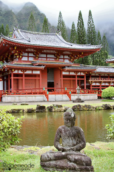 Byodo-In Temple 8