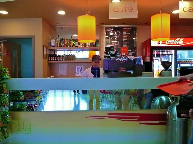 airportcafé #1
