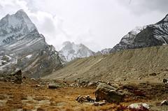 Gaumukh10 (Smita S Chatterjee) Tags: india lake trekking trek mountaineering uttaranchal taal gangotri shivling tapovan gaumukh nachiketa