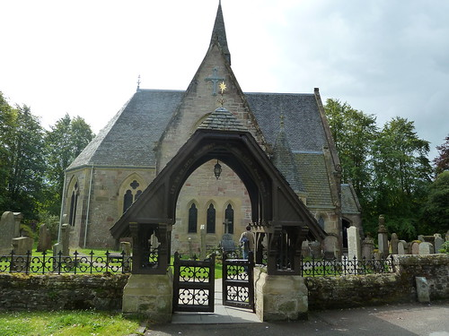 Kessog's Church, Luss