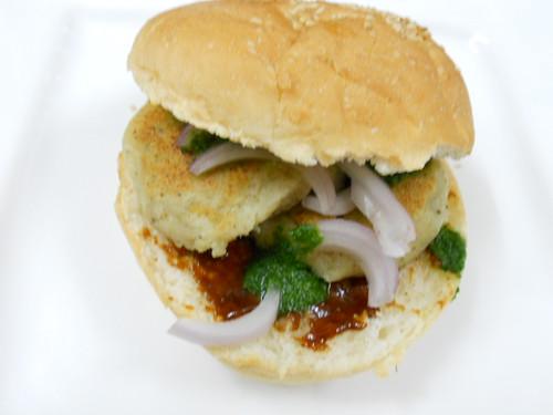 Bun Tikki by Bombay Foodie