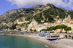 Rivièra life - Amalfi, Italy