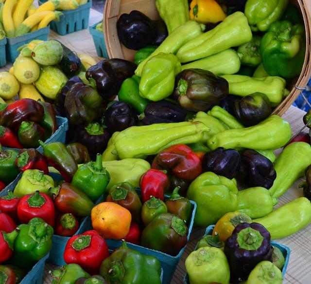 Pepper Variety
