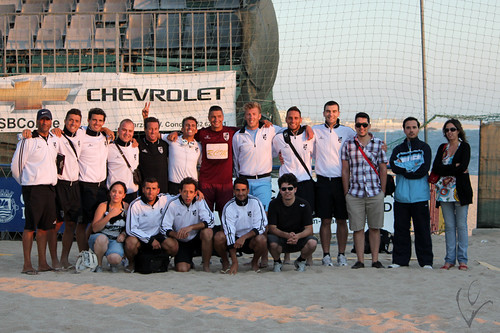 Futebol de Praia: CAMPEÕES NACIONAS