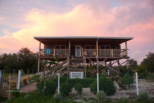 Barbuda Cottage Sunset