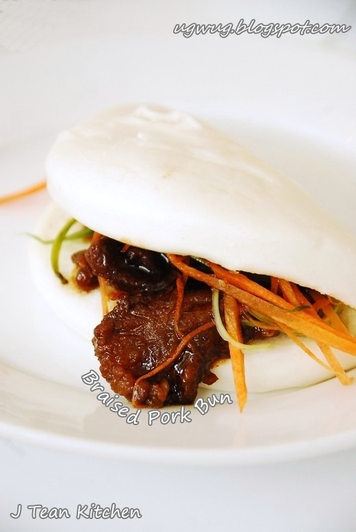 Braised Pork Bun