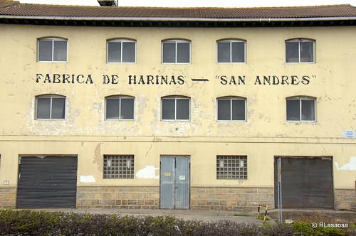 """Fábrica de harinas """"San Andrés"""""""