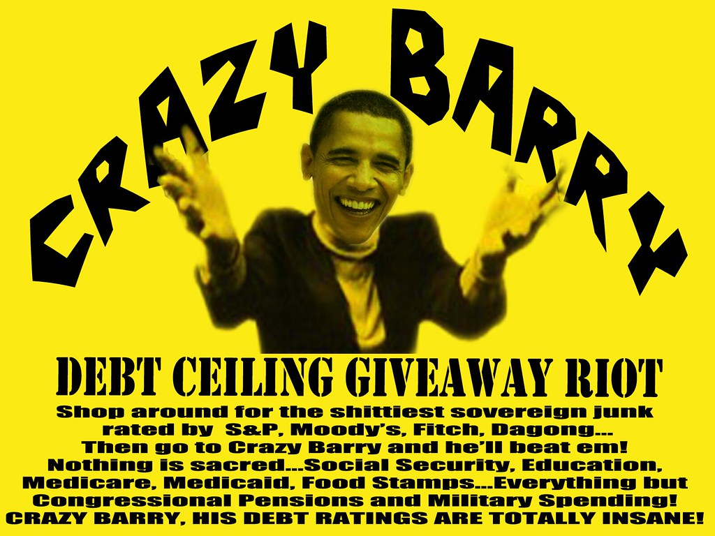 CRAZY BARRY