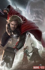 110725(2) - Visualizing the Marvel Cinematic Universe 3 雷神索爾 Thor