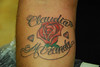 tattoo nombre claudia miranda Tattoos de nombres.