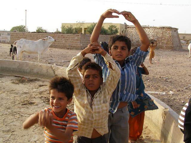 賈沙梅爾的塔爾沙漠