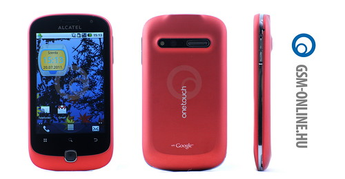 Alcatel One Touch 990 review