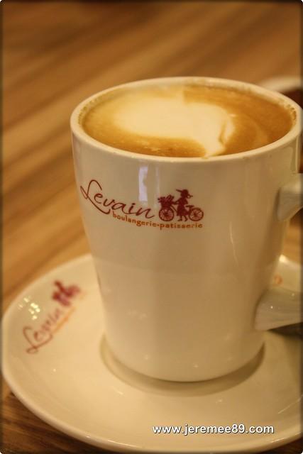 Levain Boulangerie & Patisserie @ Off Jalan Imbi, Kuala Lumpur - Cappuccino