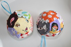 baby pentagon balls