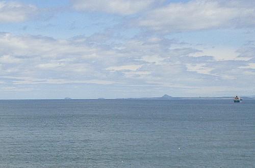 Bass Rock and North Berwick Law