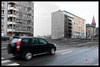 Október 23. Street (in front of ALLEE shopping center) 1949-2011 - Fortepan_3788 (Fejo) Tags: world new old bridge window station war hungary elizabeth budapest chain present duna parlament past socialism keleti magyarország horvath fortepan kossuth baross rakoczi mihaly erzsébet lánchid jozsef ferencz fejo