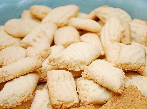 Brazilian Coconut Cookies