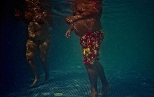 Underwater 2011 #1 by Jaume Salvà i Lara