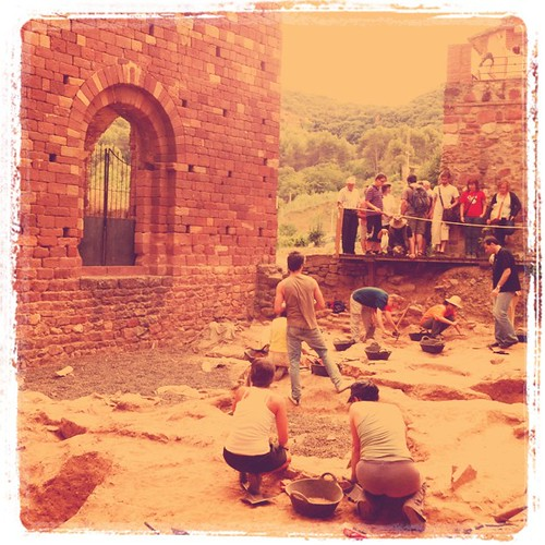 Jornada de portes obertes del jaciment arqueològic de Santa Margarida