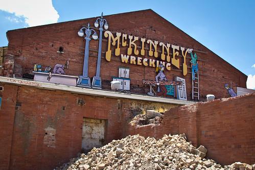 McKinney Wrecking