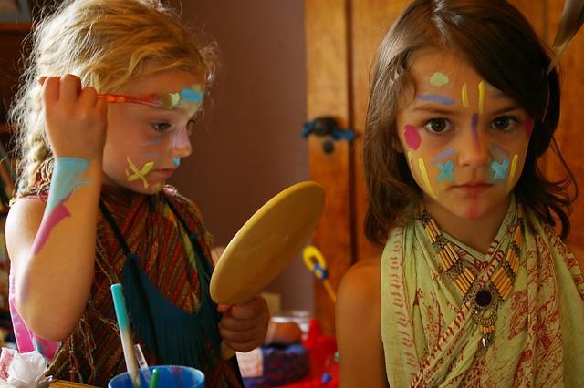 playdate face paint